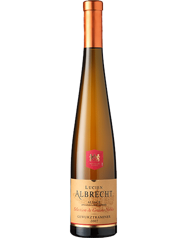 Gewurztraminer Selection de Grains Nobles Lucien Albrecht