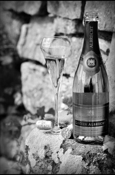 Crémant d'Alsace lucien Albrecht